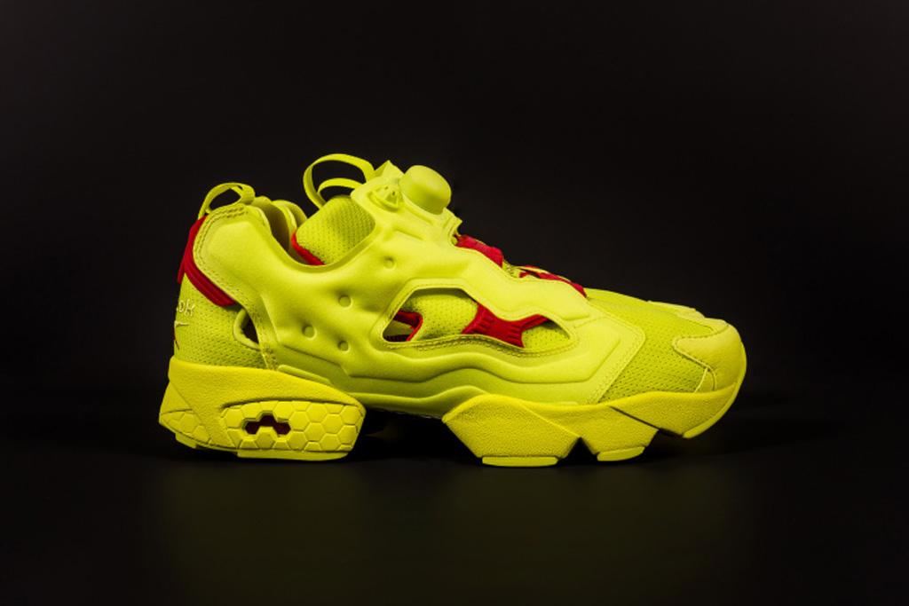 Packer Shoes Reebok Instapump Fury OG Division