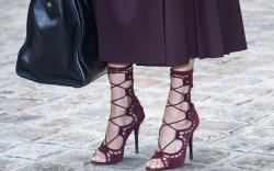 Street Style Fashion Paris Haute Couture
