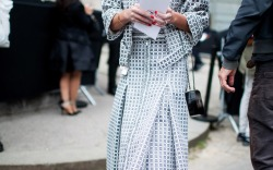 Street Style Paris Haute Couture Week