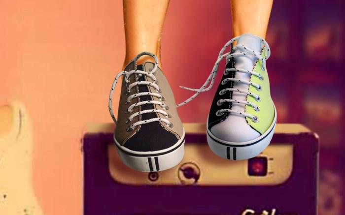 Pinnz shoes