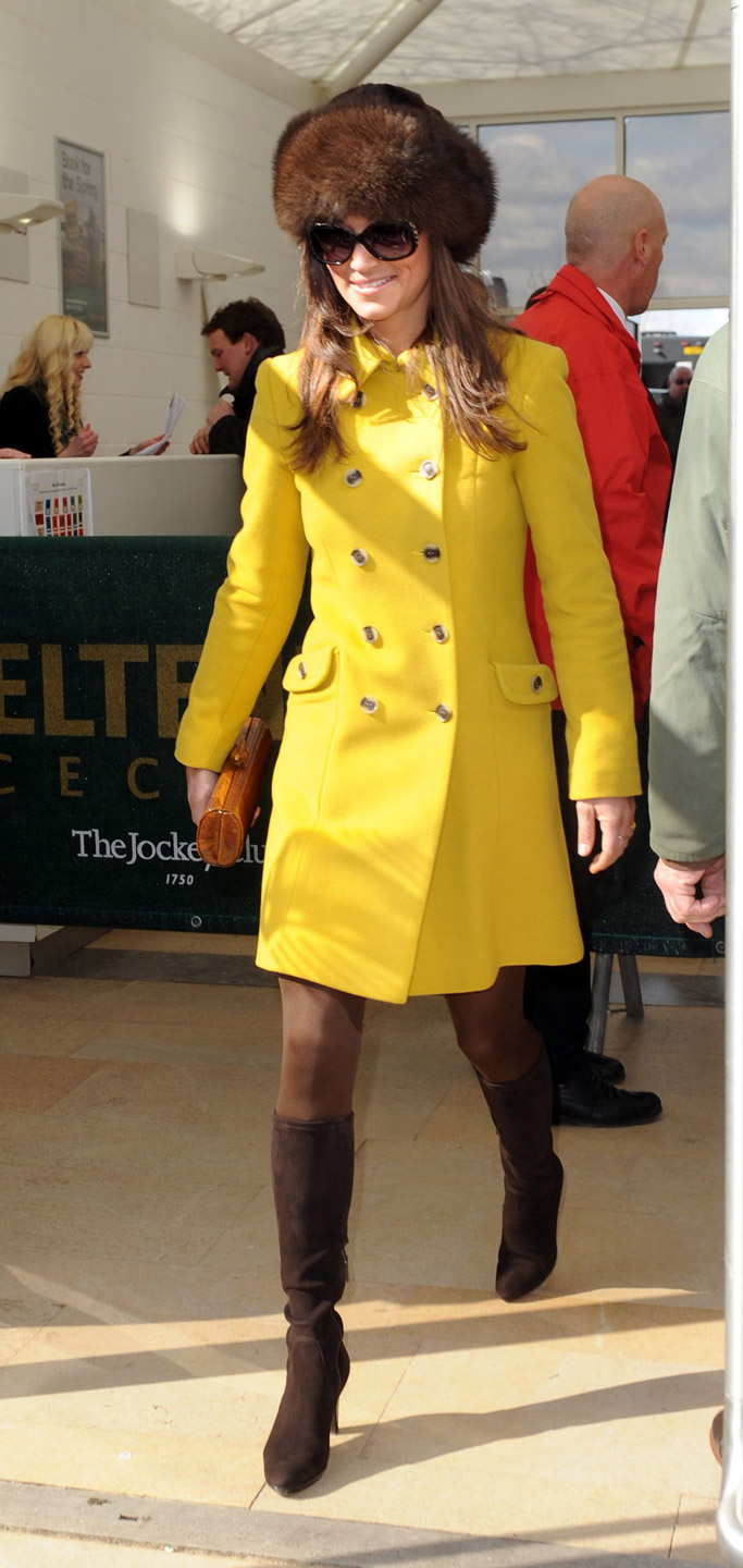 Pippa Middleton Shoes Style