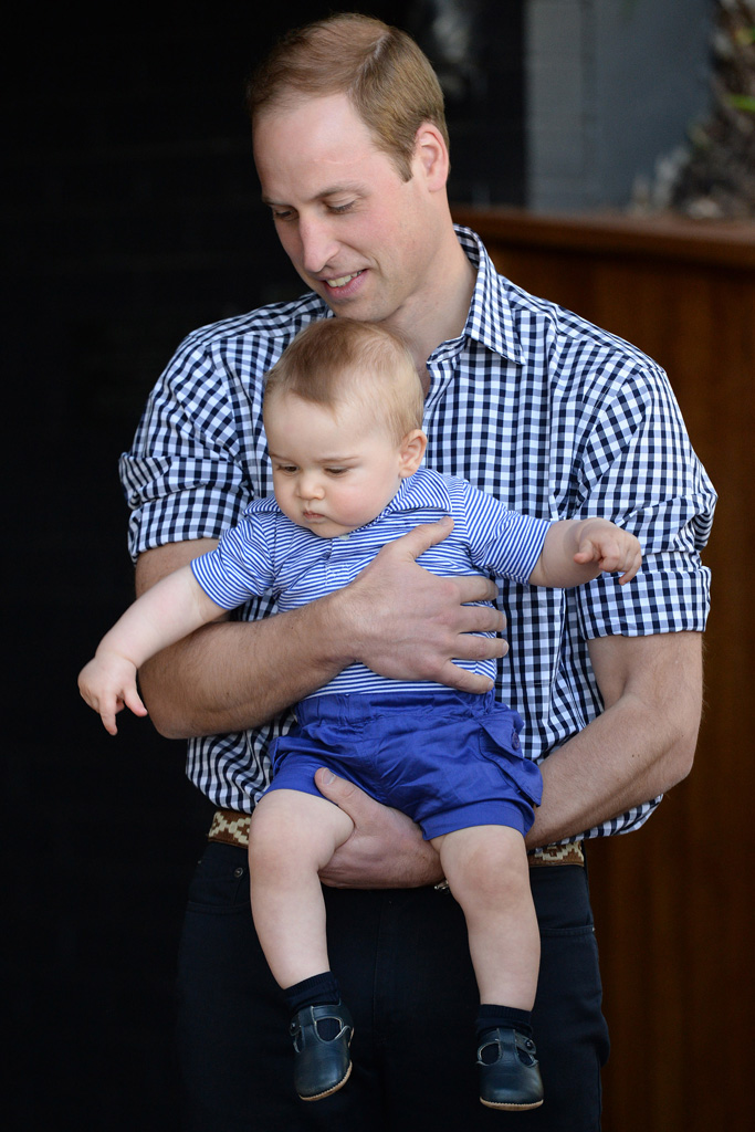 Prince George Shoes Style