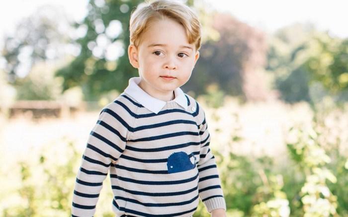 Prince George Third Birthday Photos