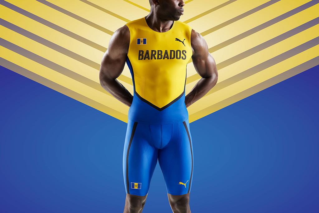 Puma Caribbean Federation Kits Barbados