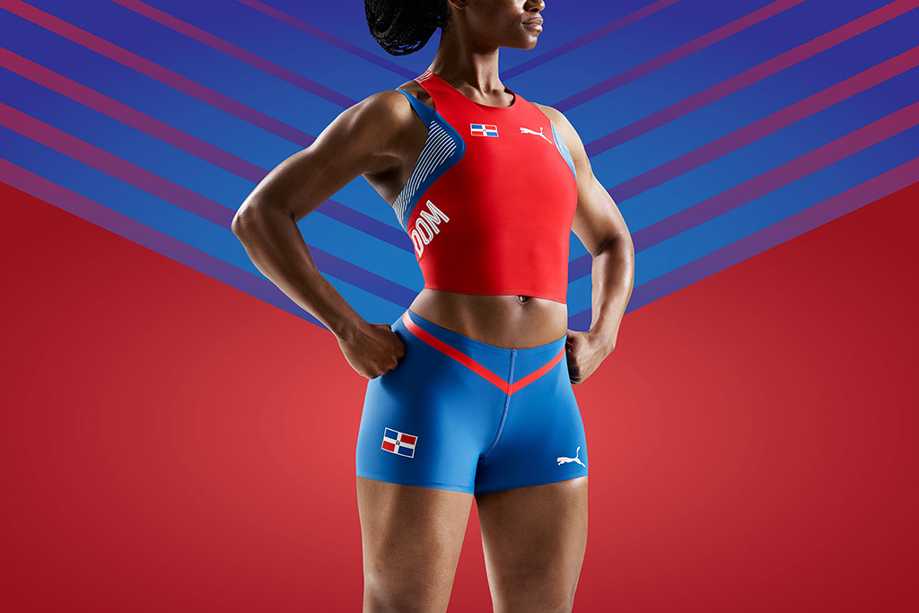 Puma Caribbean Federation Kits Dominican Republic