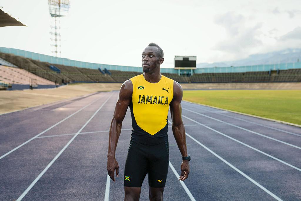 Puma Caribbean Federation Kits Jamaica Usain Bolt