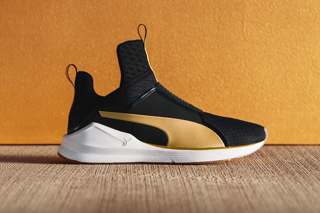 Puma Fierce Gold Pack Release