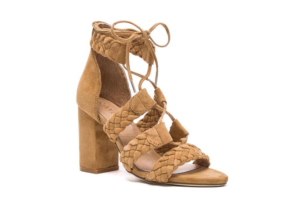 Taylor Swift Australia Trip Raye Libby Braided Sandals