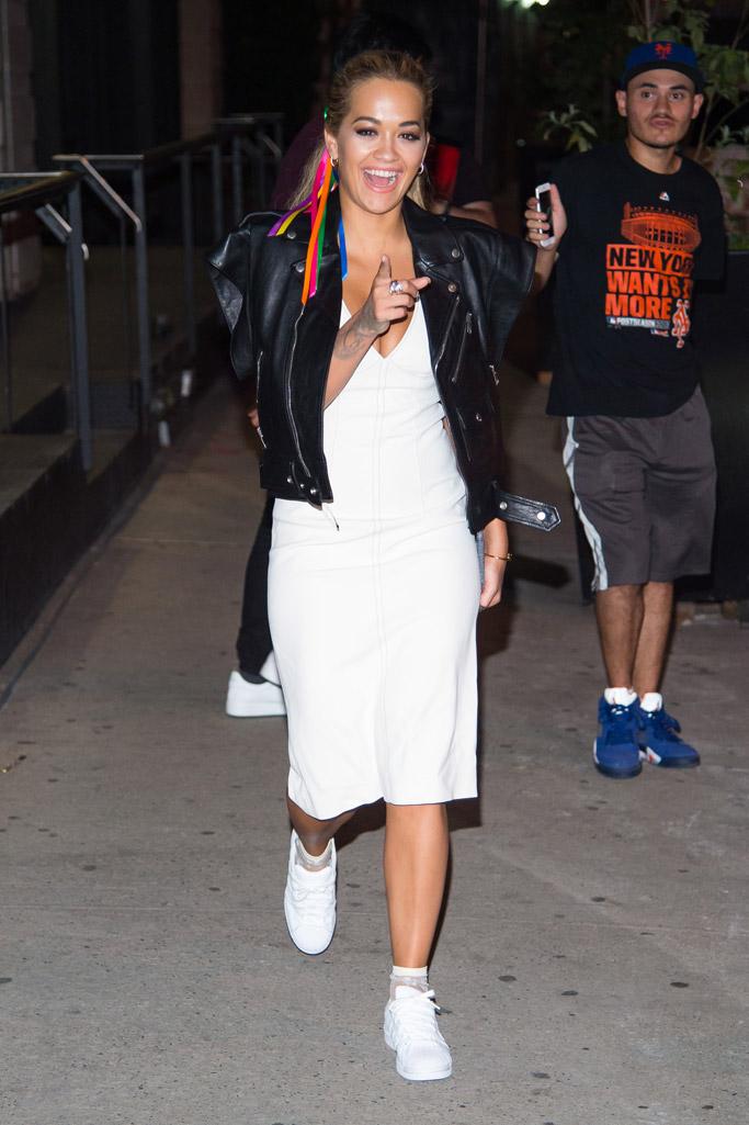 Rita Ora Shoes Style
