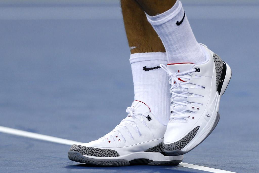 Roger Federer US Open 2014 Shoes