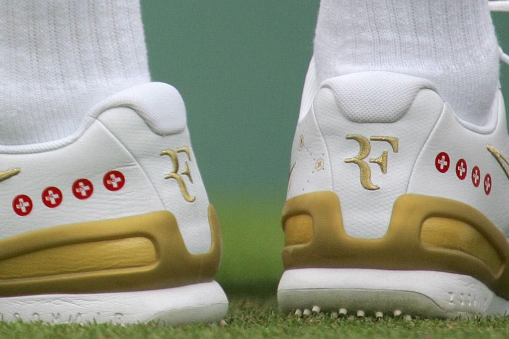 Roger Federer Wimbledon 2007