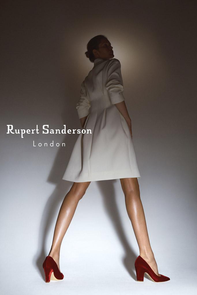Rupert Sanderson Fall 2016 Ad Campaign