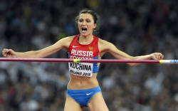 Russia Track and Field