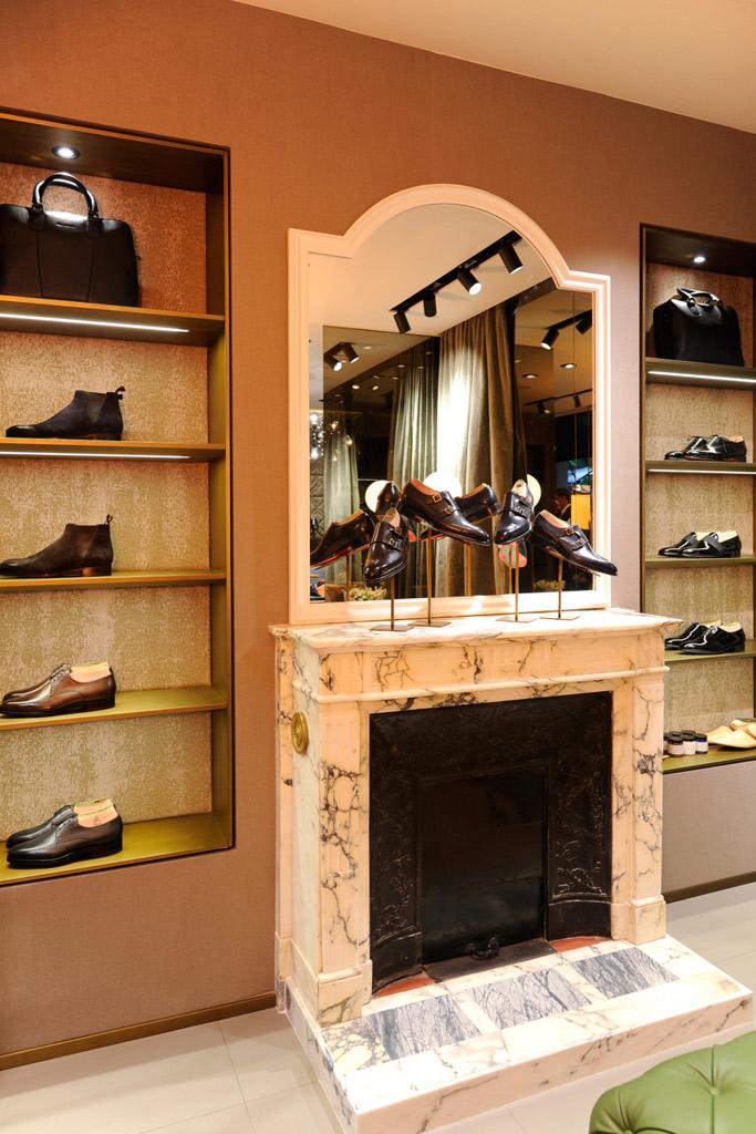 Santoni Paris Store
