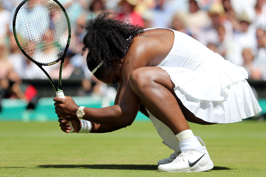 Serena Williams Wimbledon 2016