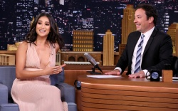 Shay Mitchell On Jimmy Fallon