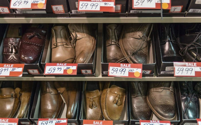 shoes discounts sales mens