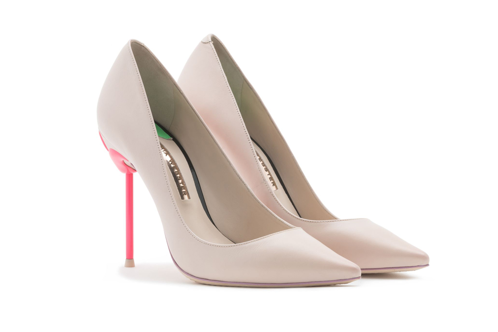 Sophia Webster Coco Flamingo Pumps