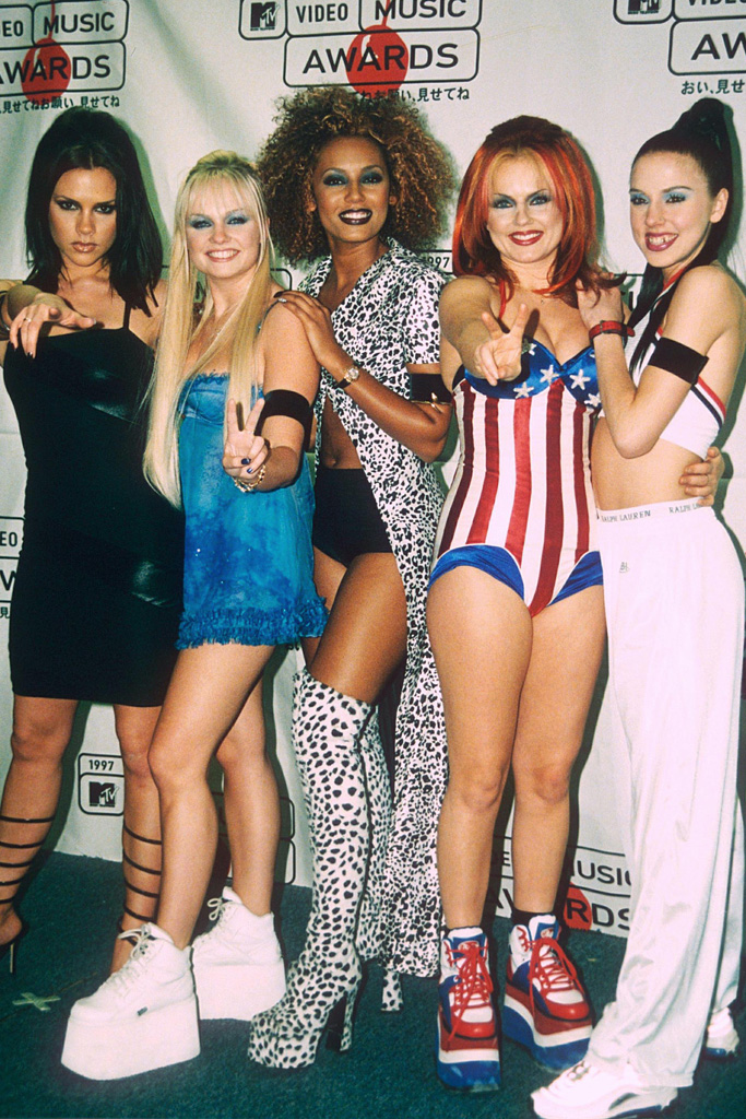 The Spice Girls: Iconic Shoe Moments