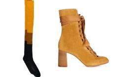 Luxe Designer Socks