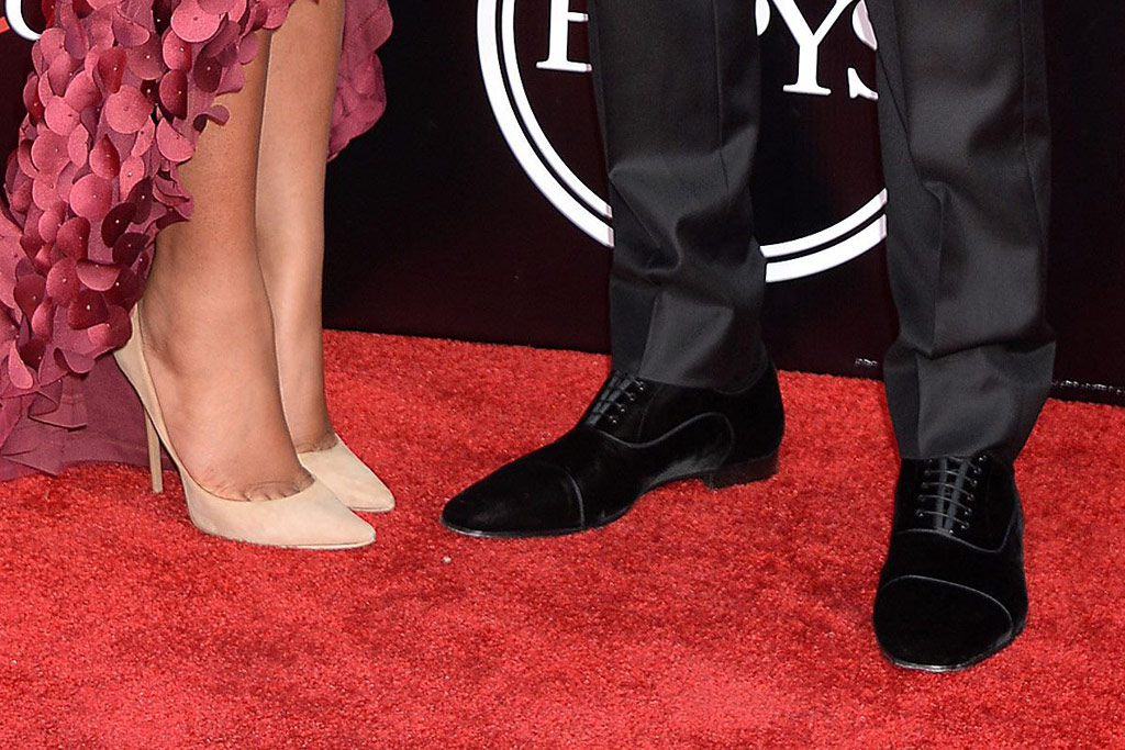 ESPY Awards 2016 Red Carpet Couples