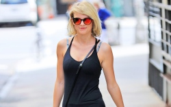 Taylor Swift Gym Style