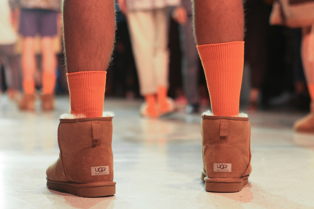 Thaddeus O' Neil Men's Spring 2017 Collection Ugg Boots