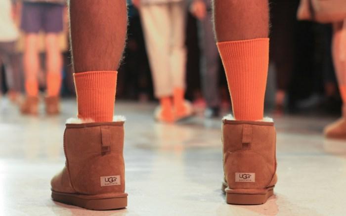 Thaddeus O'Neil Men's Spring 2017 Collection Ugg Boots