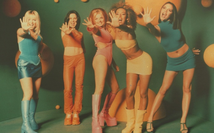 The Spice Girls Shoe Style