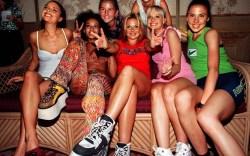 The Spice Girls Platform Boots Fashion