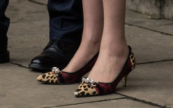 Theresa May's Shoe Style