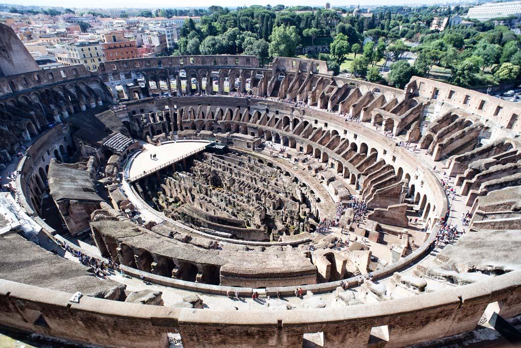 Tod's Colosseum Restoration