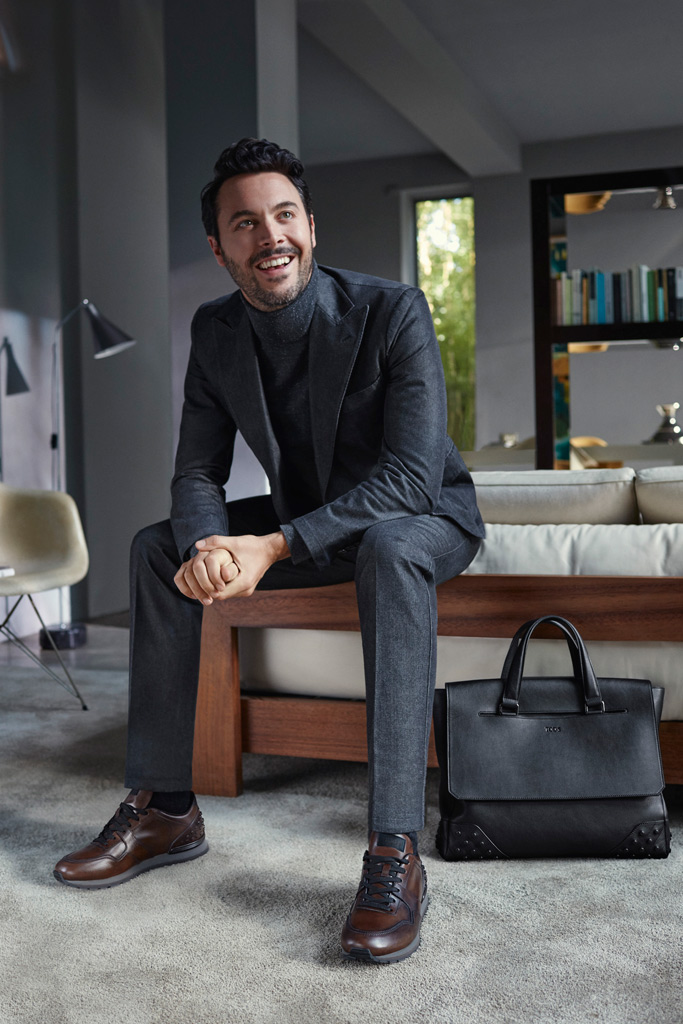 Tod's fall 2016 campaign