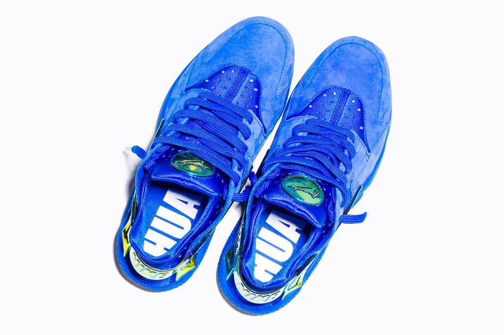 Undefeated Nike LA Huarache