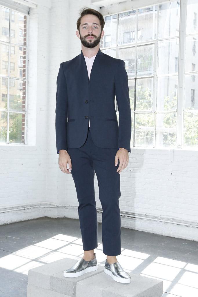 Uri Minkoff Men's RTW Spring 2017 New York Fashion Week: Men's