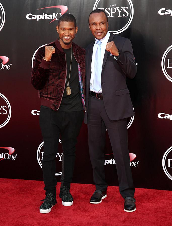 Usher ESPYs 2016 Red Carpet