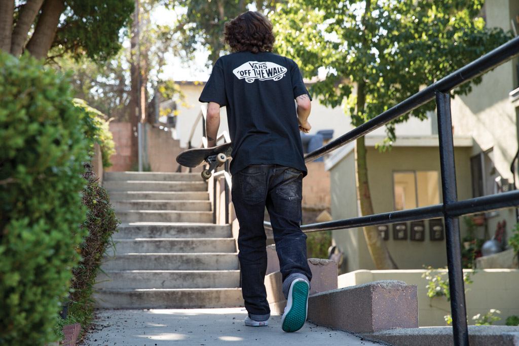 vans pro skate sneakers kyle walker