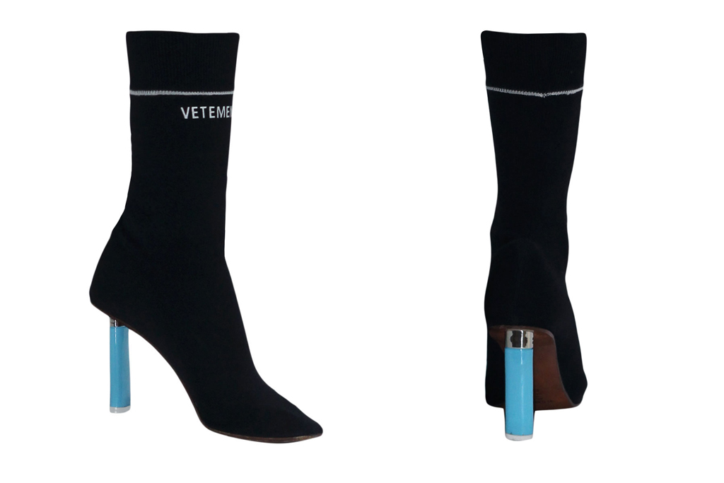 Vetements Stretch Boots