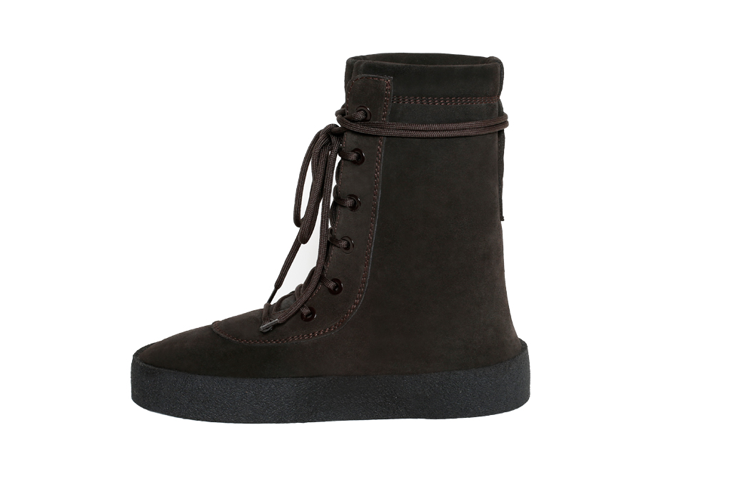 Yeezy Season 2 Crepe Boot Oil Release