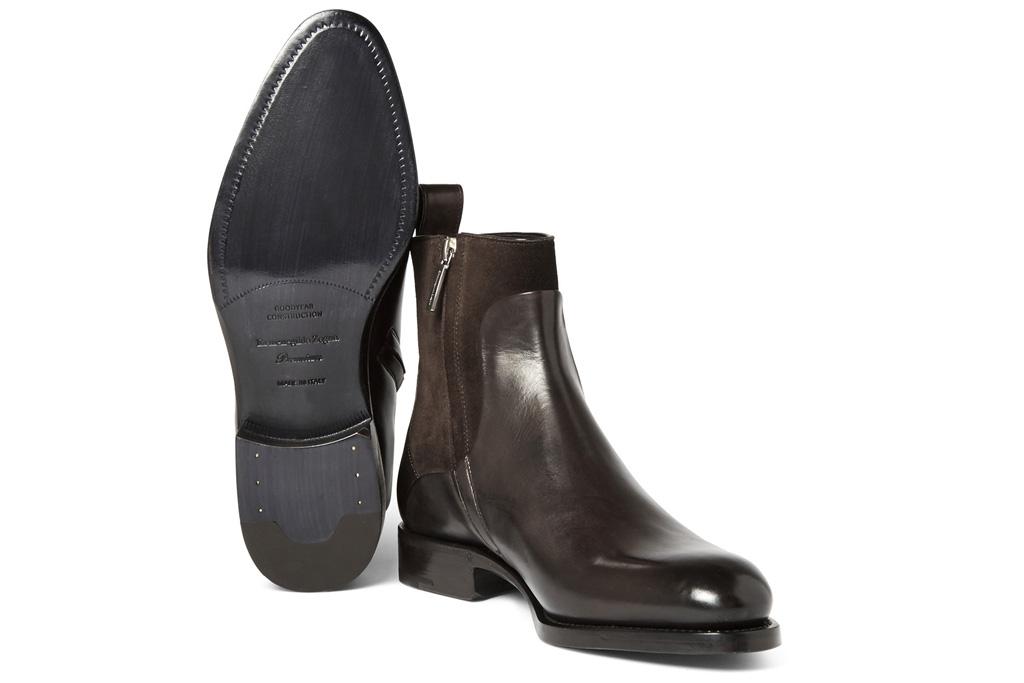 Ermenegildo Zegna boots