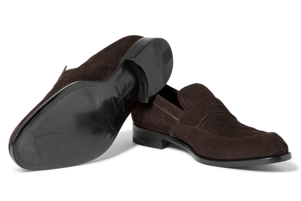 Ermenegildo Zegna loafers