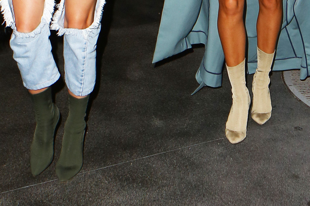 This Blogger Made Her Own Yeezy Boots
