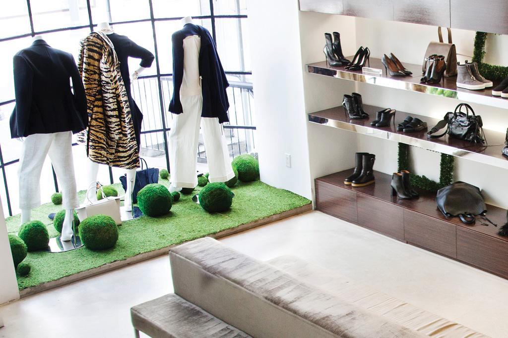 Shoe Stores Worldwide