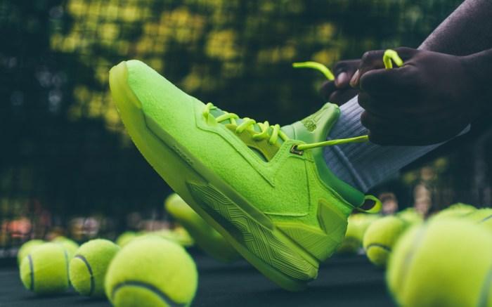 Adidas D Lillard 2 Tennis Ball Edition