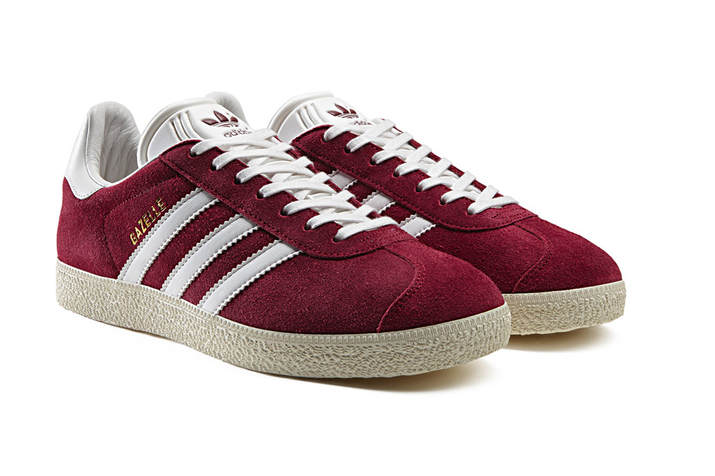 Adidas Revives Vintage Gazelle Silhouette With Iconic Colorways ...