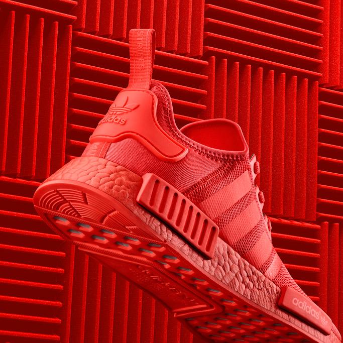 Adidas NMD Solar Red