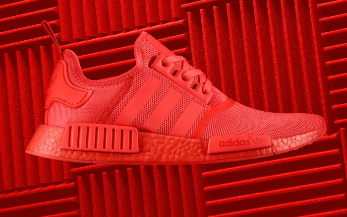 Adidas Nmd Solar Red Triple Black Coming September 17 Photos