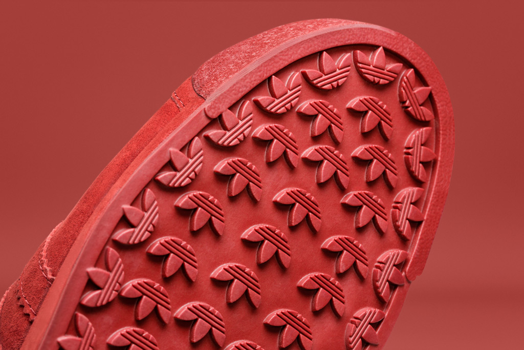 adidas original samoa pigskin
