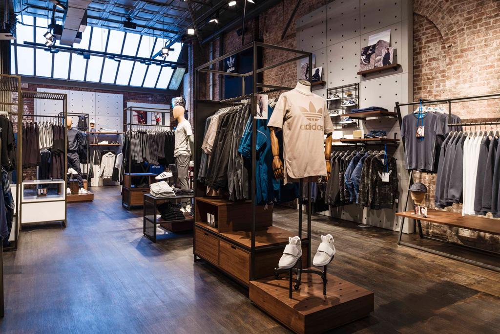 Adidas Originals Soho NYC Flagship
