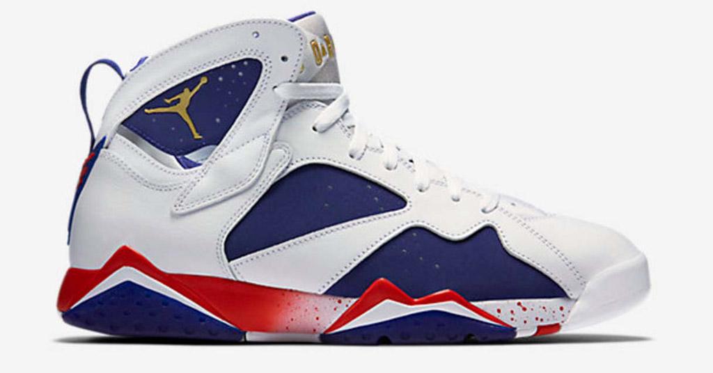 air jordan 7 retro nike sneakers